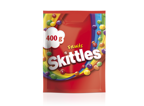 SKITTLES Fruits pouch 10*400g