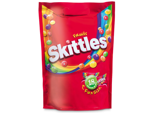 SKITTLES Fruits pouch 468g 15x1