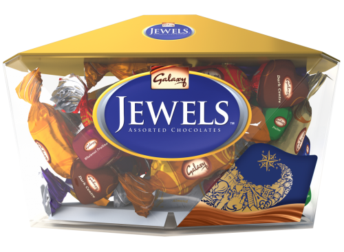 GALAXY Jewels 400g 8x1