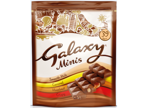GALAXY Mixed Minis Pouch 491.5g 9x1 (Global)